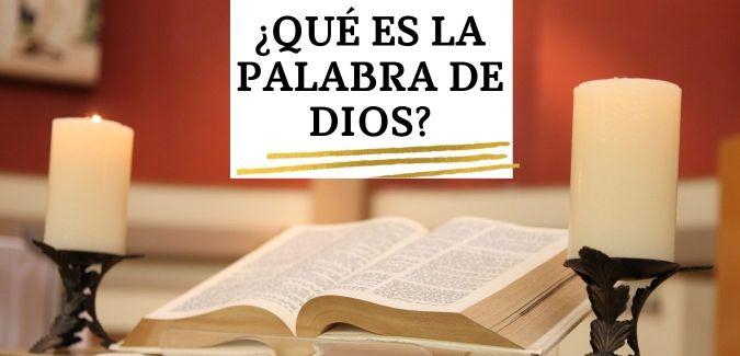 Domingo de La Palabra de Dios .-¿Qué es?