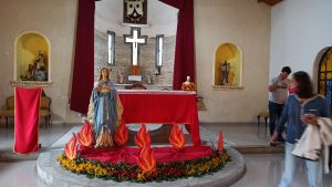 REFLEXION EN EL DOMINGO DE PENTECOSTES -ciclo b-