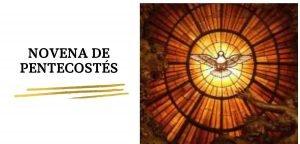 novena de pentecostés novena del espíritu Santo