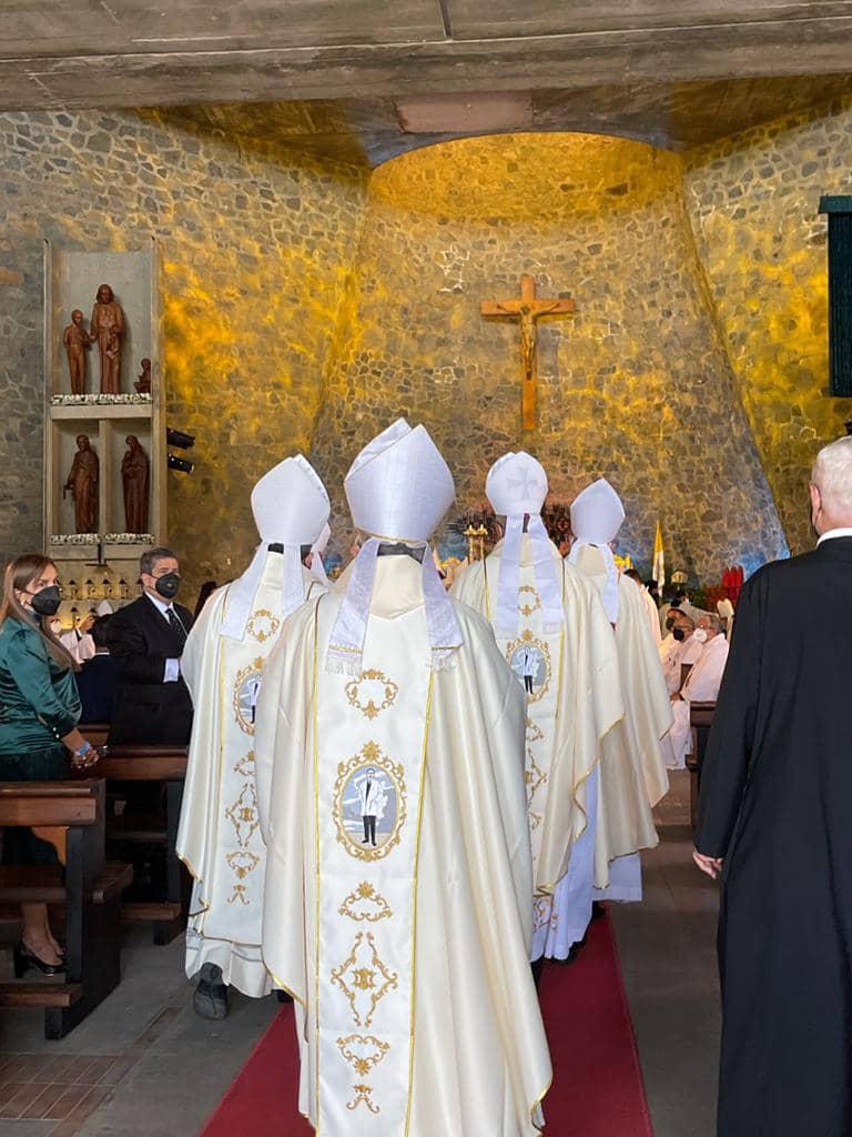 obispos en la beatificación del doctor José Gregorio Hernández